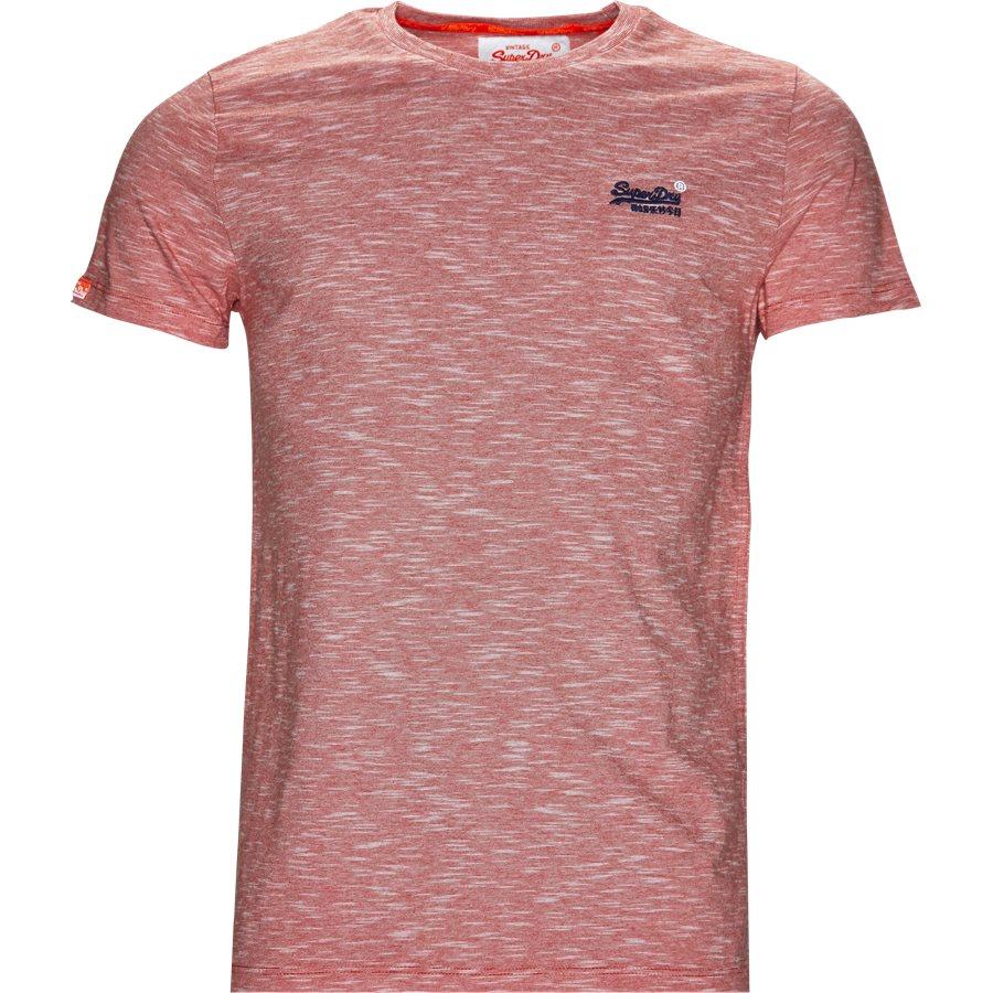 M1000.. - M1000 - T-shirts - Regular - LYS RØD - 1